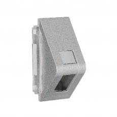 DS4 Datacom Socket Housing c/w Cat5e Jack (Tel/ Data)