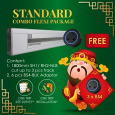 CNY2019 Standard Combo Flexi Package (FREE GIFT 3 x BS4-BLK)