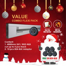 YE2018 Value Combo Flexi Package (FREE GIFT 5 x BS4-BLK)