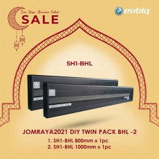 JOMRAYA2021 DIY Twin Pack 1x800mm & 1x1000mm SH1-BHL