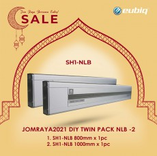 JOMRAYA2021 DIY Twin Pack 1x800mm & 1x1000mm SH1-NLB