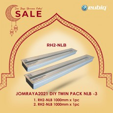 JOMRAYA2021 DIY Twin Pack 2x 1000mm RH2-NLB