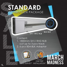 MM19 Standard Combo Flexi Package (FREE Mini Tuscan + 3 BS4-BLK)