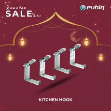 RSH2021 Kitchen Hook (4 pieces/ pack)