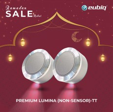 RSH2021 Eubiq Premium Lumina LED Light (Non - Sensor)  Combo  2